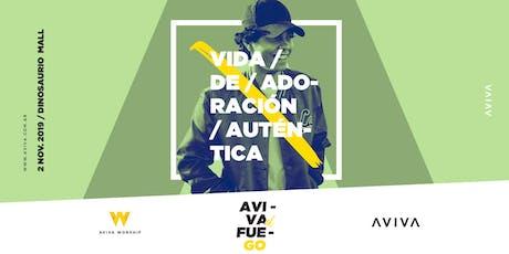 AVIVA EL FUEGO 2019 entradas