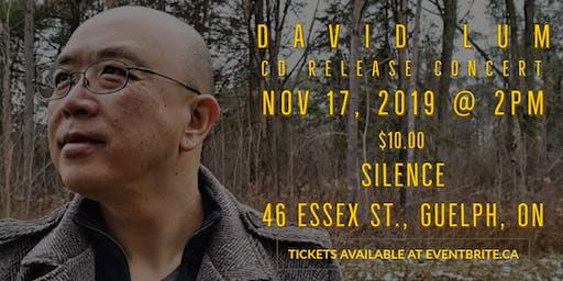 "David Lum - ""True North"" CD release"