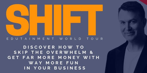 SHIFT Your Results - Queenstown