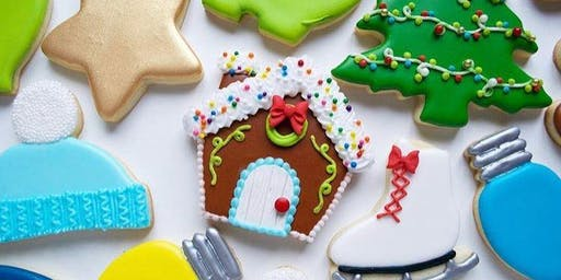 Christmas Cookie Decorating Workshop