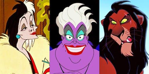 Disney Villains Trivia at Rec Room