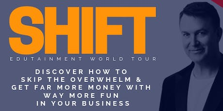 SHIFT Your Results - Christchurch tickets