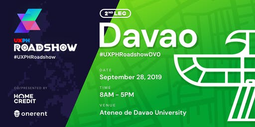 UXPH National Roadshow 2019: Davao