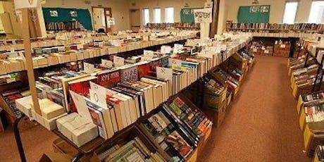 Kanata United Church Annual Book Fair tickets