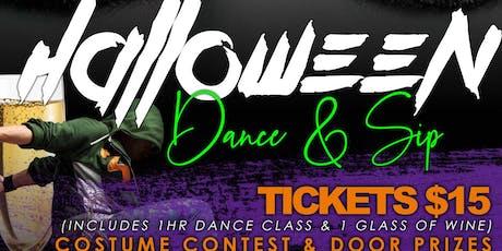 HalloweenDanceAndSip614 tickets