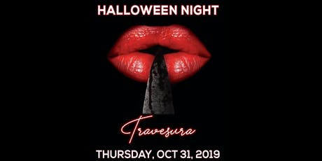 Travesura Halloween Edition Thursday Noche de Reggaeton at Audio tickets