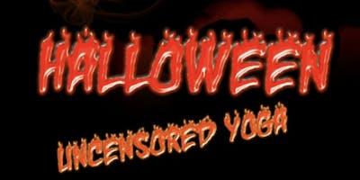 """Uncensored Yoga """"Halloween"""""""