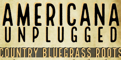 AMERICANA UNPLUGGED at the Goulburn Club
