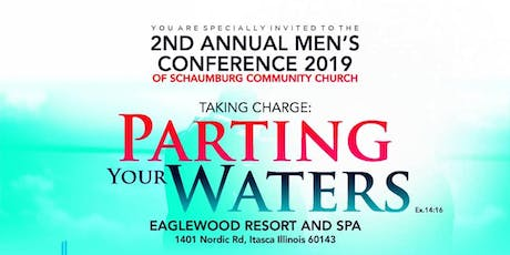 Taking Charge- Parting Your Waters. Exodus 14:16 tickets