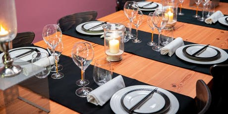 """Open Invitation """"The Chefs Table"""" 9 Course ultimate dining experience! tickets"""