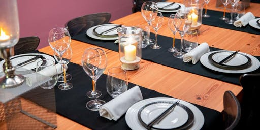 """Open Invitation """"The Chefs Table"""" 9 Course ultimate dining experience!"""