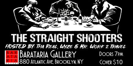 The Straight Shooters LIVE tickets
