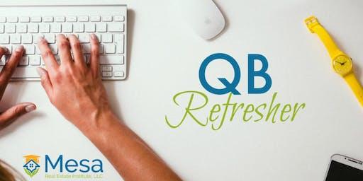 QB Refresher