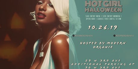 Hot Girl Halloween tickets