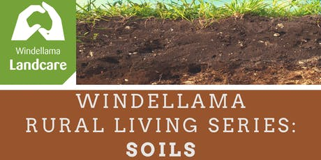 Rural Living Series: Soils tickets