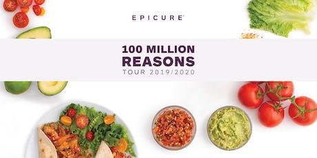 Epicure 100 Million Reasons Tour tickets