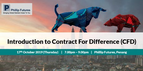Introduction to Contract For Difference (CFD) tickets