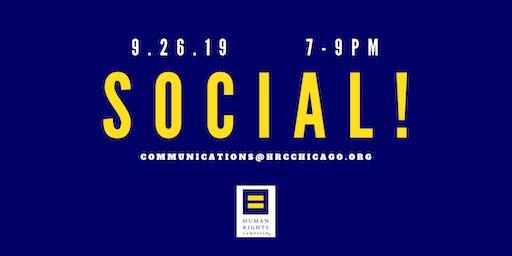 HRC Social! (October)