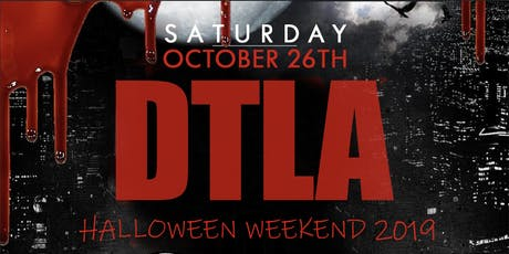 Ghost Hip Hop Tour ~ Halloween Weekend~ Saturday October 26th~ $20 tickets
