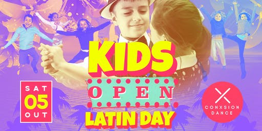 Kids Latin Dance Open Day