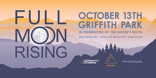 Full Moon Rising- Hunter's Moon