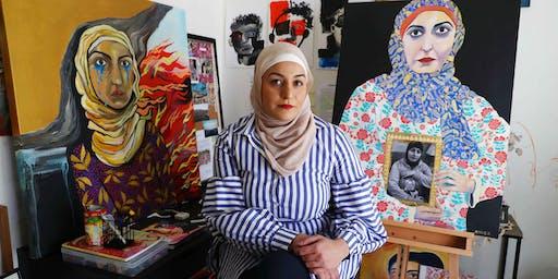 Painting Workshop with Amani Haydar