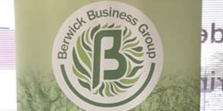 Berwick Business Group Networking Event tickets