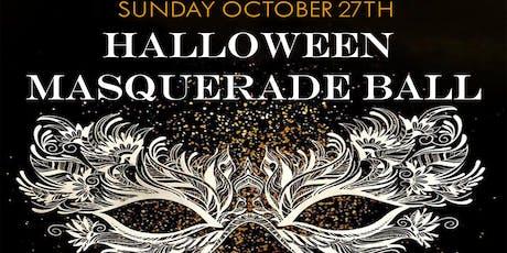 Ghost Hip Hop Tour ~ Halloween Masquerade Ball~ Sunday October 27th~ $20 tickets