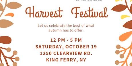 Bright Leaf Vineyard Harvest Festival tickets