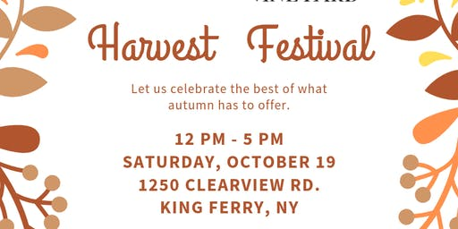 Bright Leaf Vineyard Harvest Festival