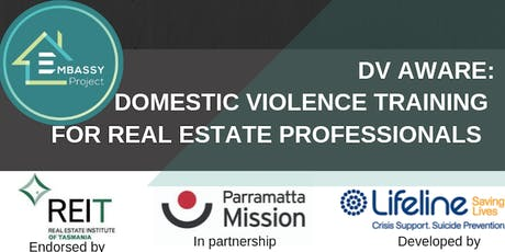 Hobart DV-Aware (Domestic and Family Violence Training) Real Estate Agents tickets
