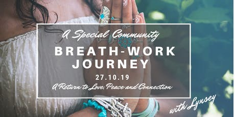 A Special Community Breathwork Journey (by donation) tickets