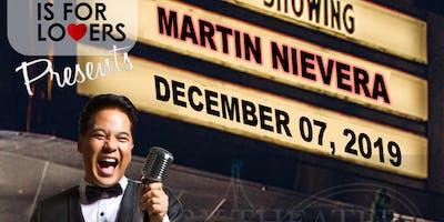 Martin Nievera Live in Norfolk Virginia  Granby Theater December 7 2019 7pm