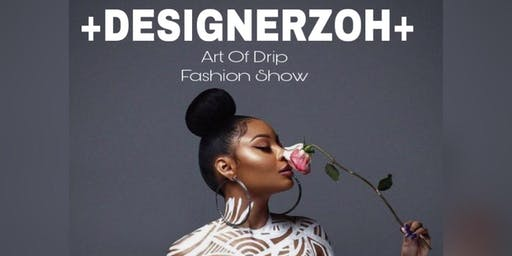 DesignerZoh Presents: Art Of Drip, Body Paint Showcase