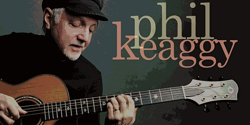 Phil Keaggy - Guitarist Extraordinaire!