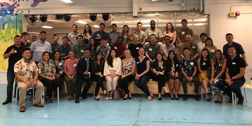 Chamber of Commerce Hawaii Young Professionals Afternoon Buzz (October 2019)