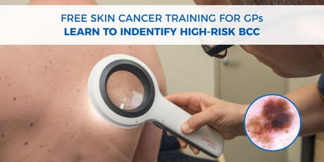 Free Skin Cancer Training for GPs tickets
