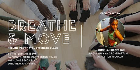 Breathe & Move tickets