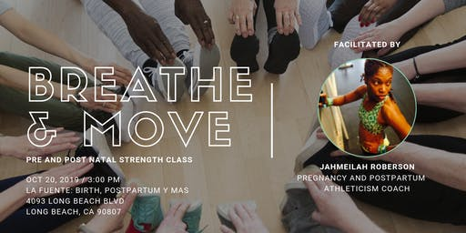 Breathe & Move