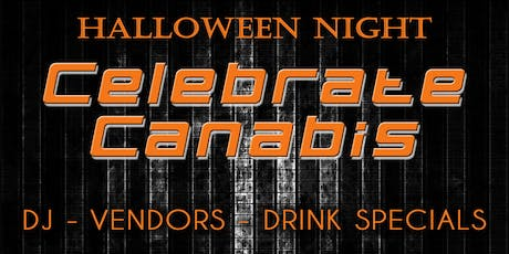 Halloween Night~ Celebrate Cannabis Party at Area 51 $15 tickets