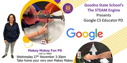 The STEAM Engine Presents Makey Makey Fun
