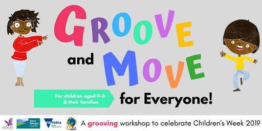 Groove and Move for Everyone