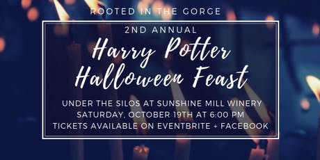 Rooted Table - 2nd Annual Harry Potter Halloween Feast tickets