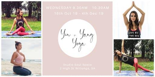 Yin + Yang Yoga