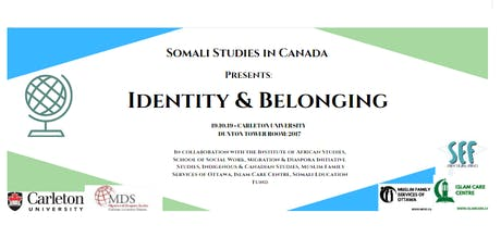 Somali Studies in Canada: Identity and Belonging billets