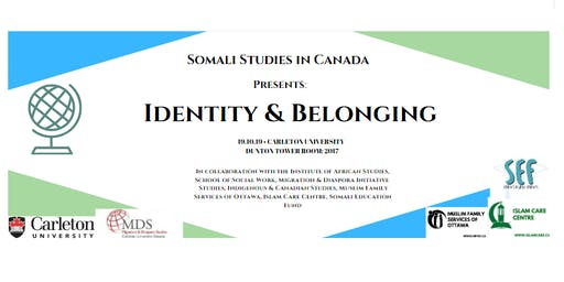 Somali Studies in Canada: Identity and Belonging