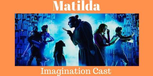 Matilda The Musical - Imagination Cast