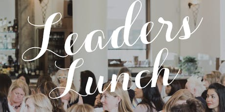 ACE Leaders Lunch tickets