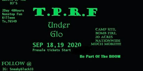 T.P.R.F tickets