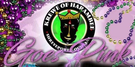 Krewe of Harambee goes PINK tickets